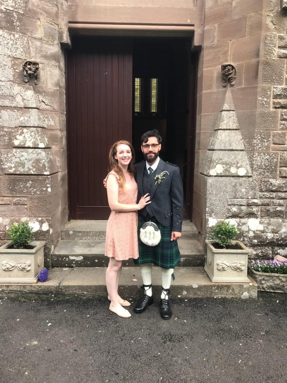 Jeremy & Jenni's Wedding August 2018
