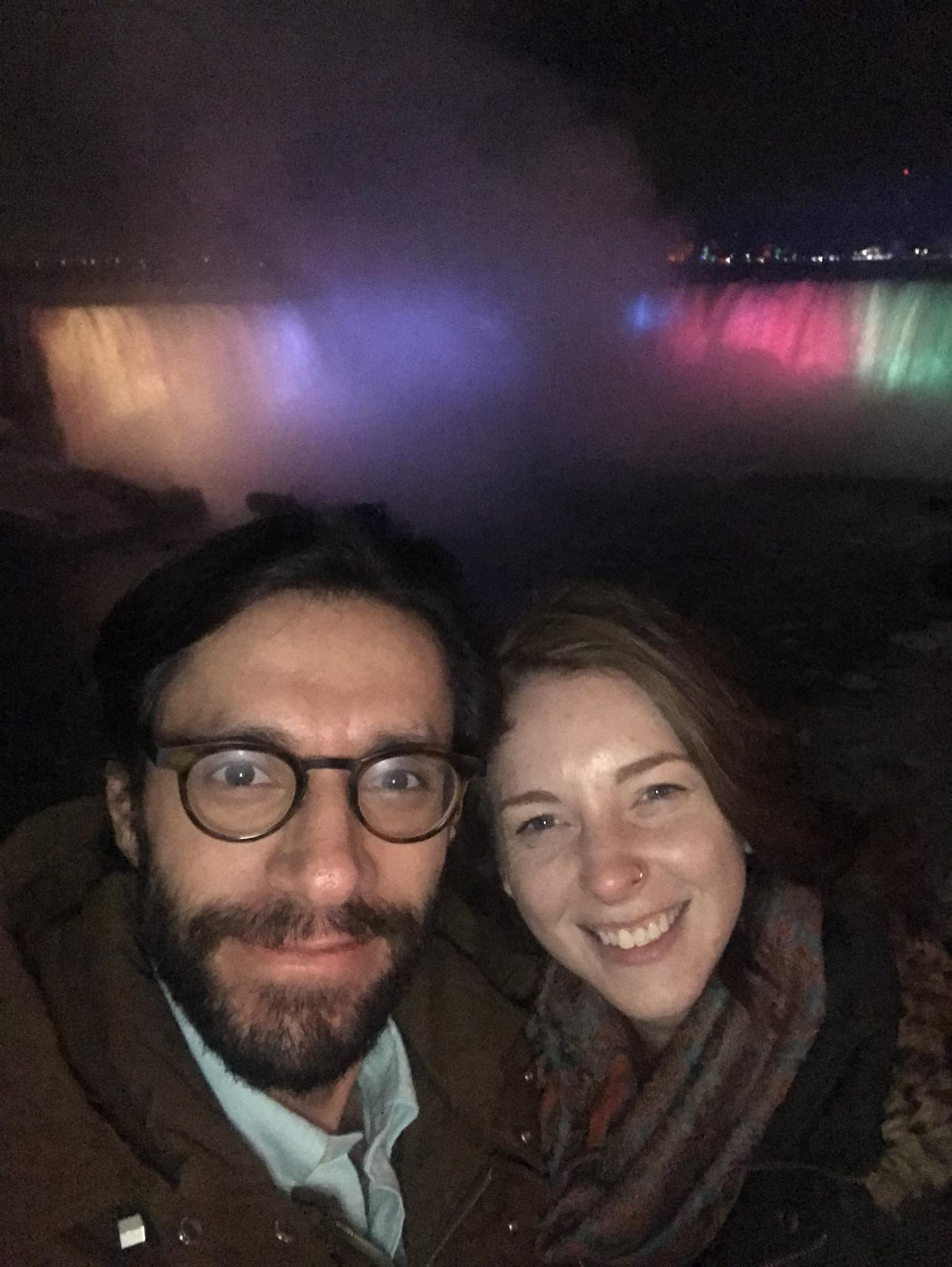 Niagara Falls December 2018