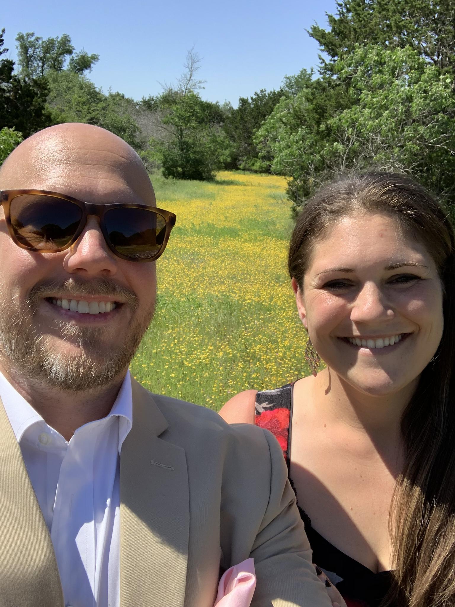 Friend's Wedding, Salado, TX