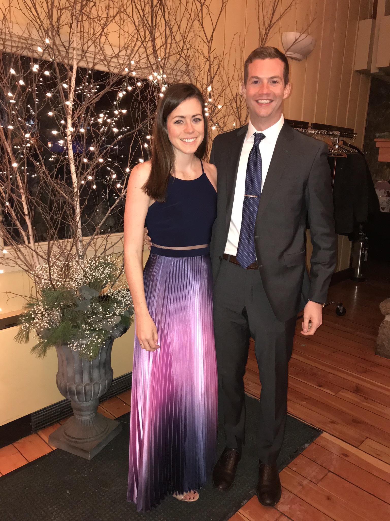 NYE Wedding, Boston, MA 2017