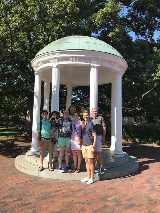 Chapel Hill, NC 2018