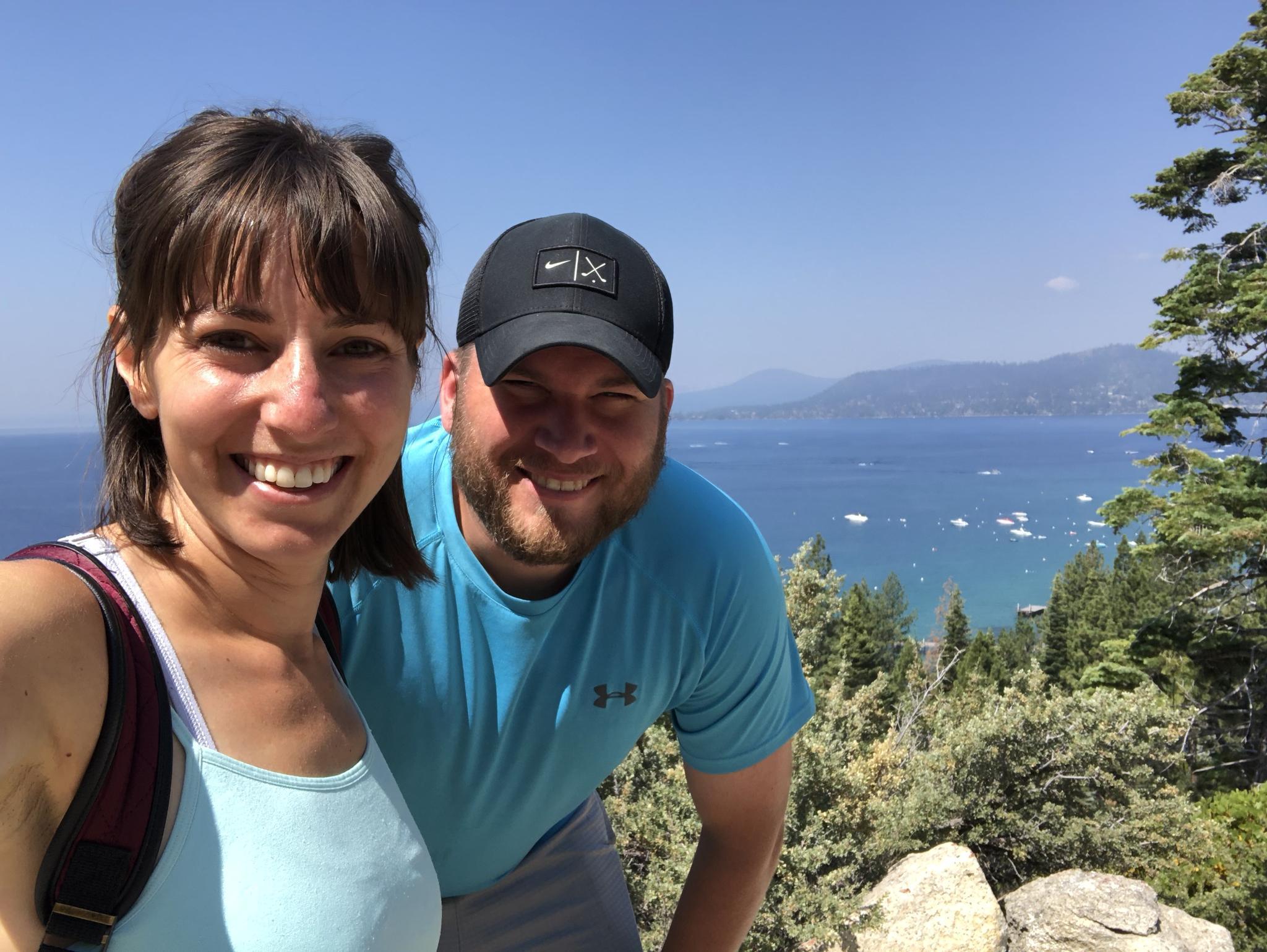 2018, Lake Tahoe