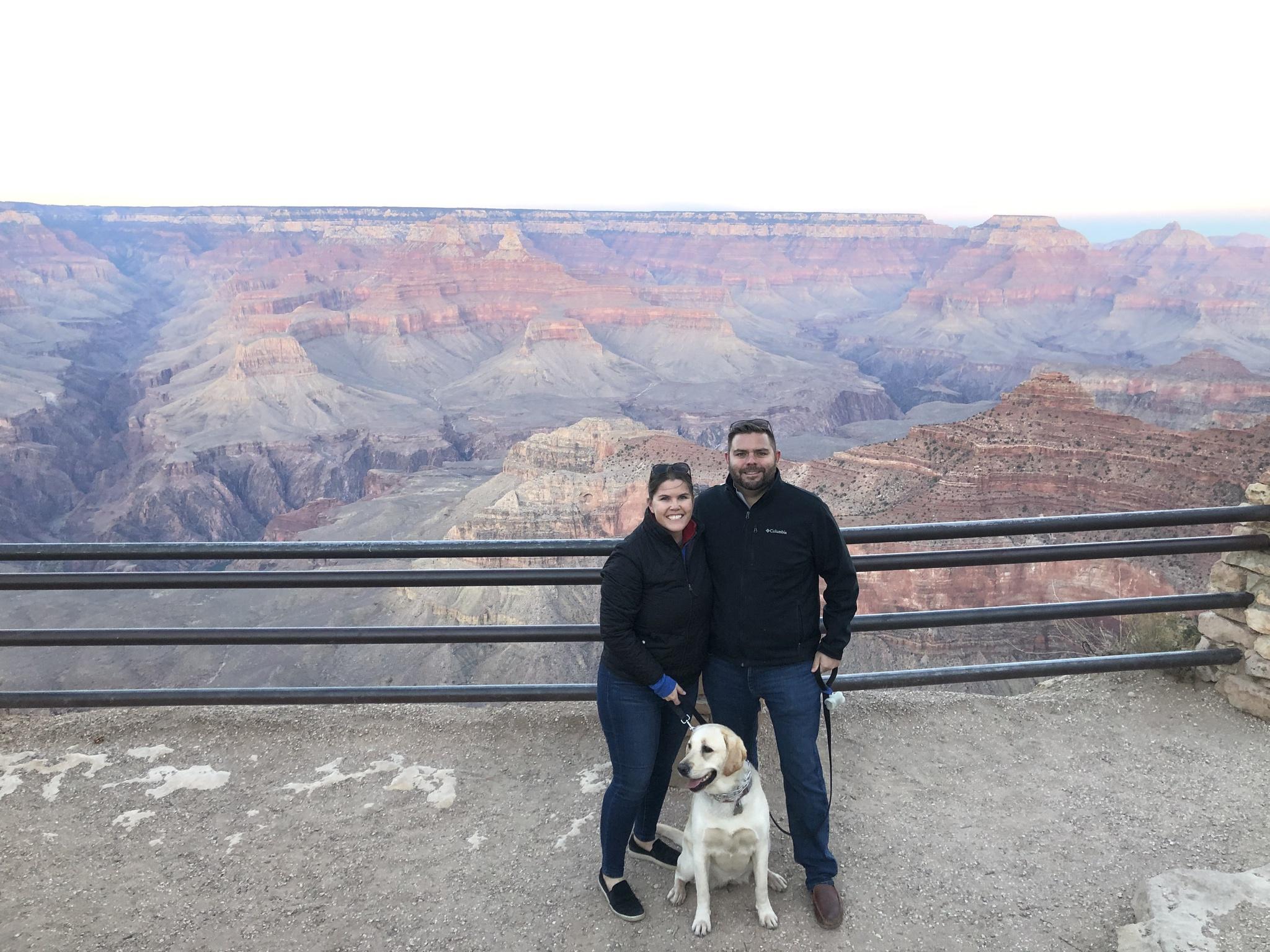 Grand Canyon, December 2020