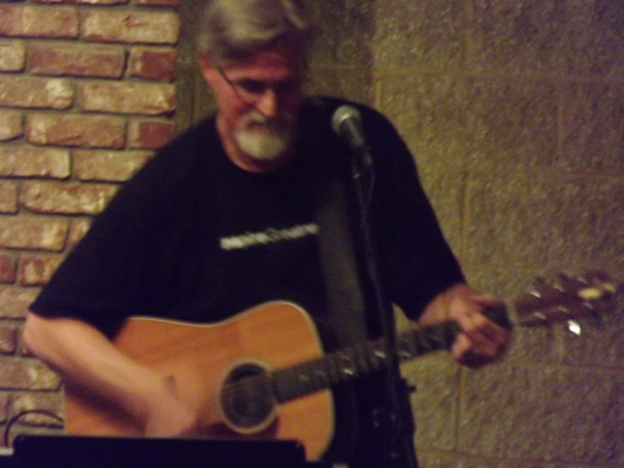 Mr. Dennis Weller. Good friend. Great guitarist and a true Doobie Brothers fan. Keep that Long Train Running brother.