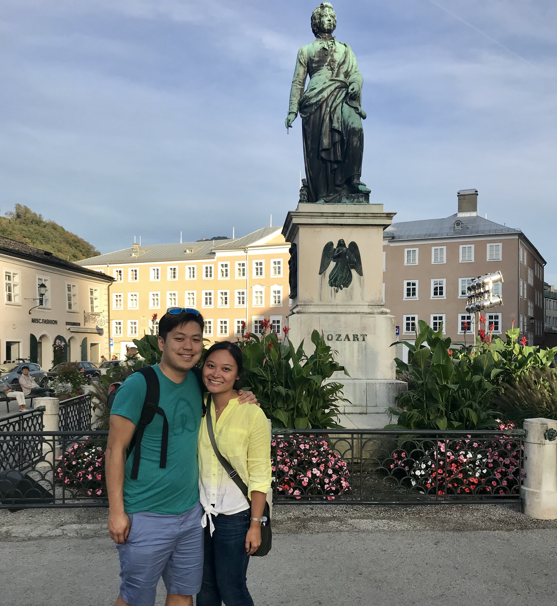 Paying tribute to Mozart in Salzburg