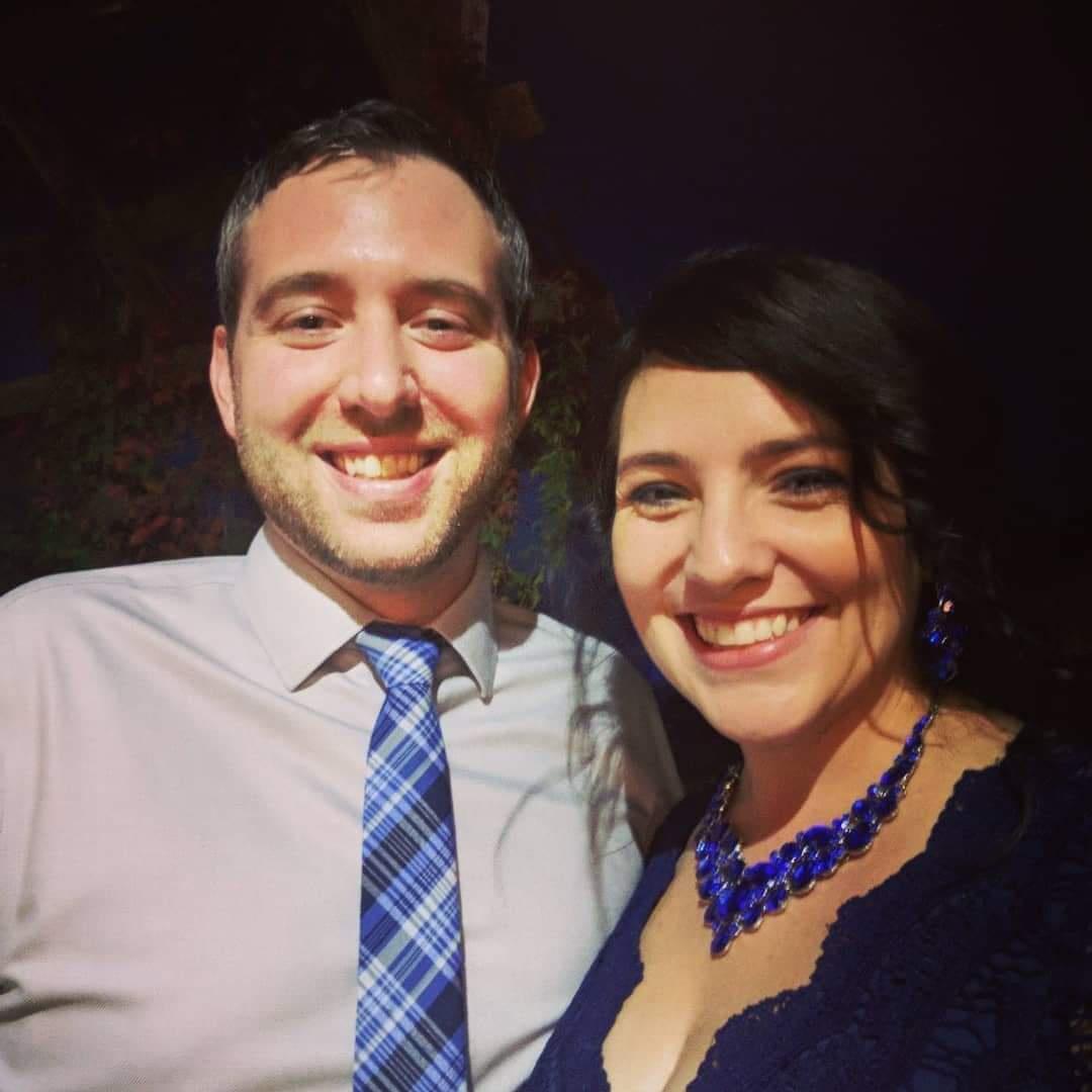 At a close friends wedding!
