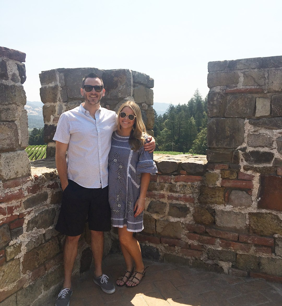 Our First Trip to Napa Valley, CA