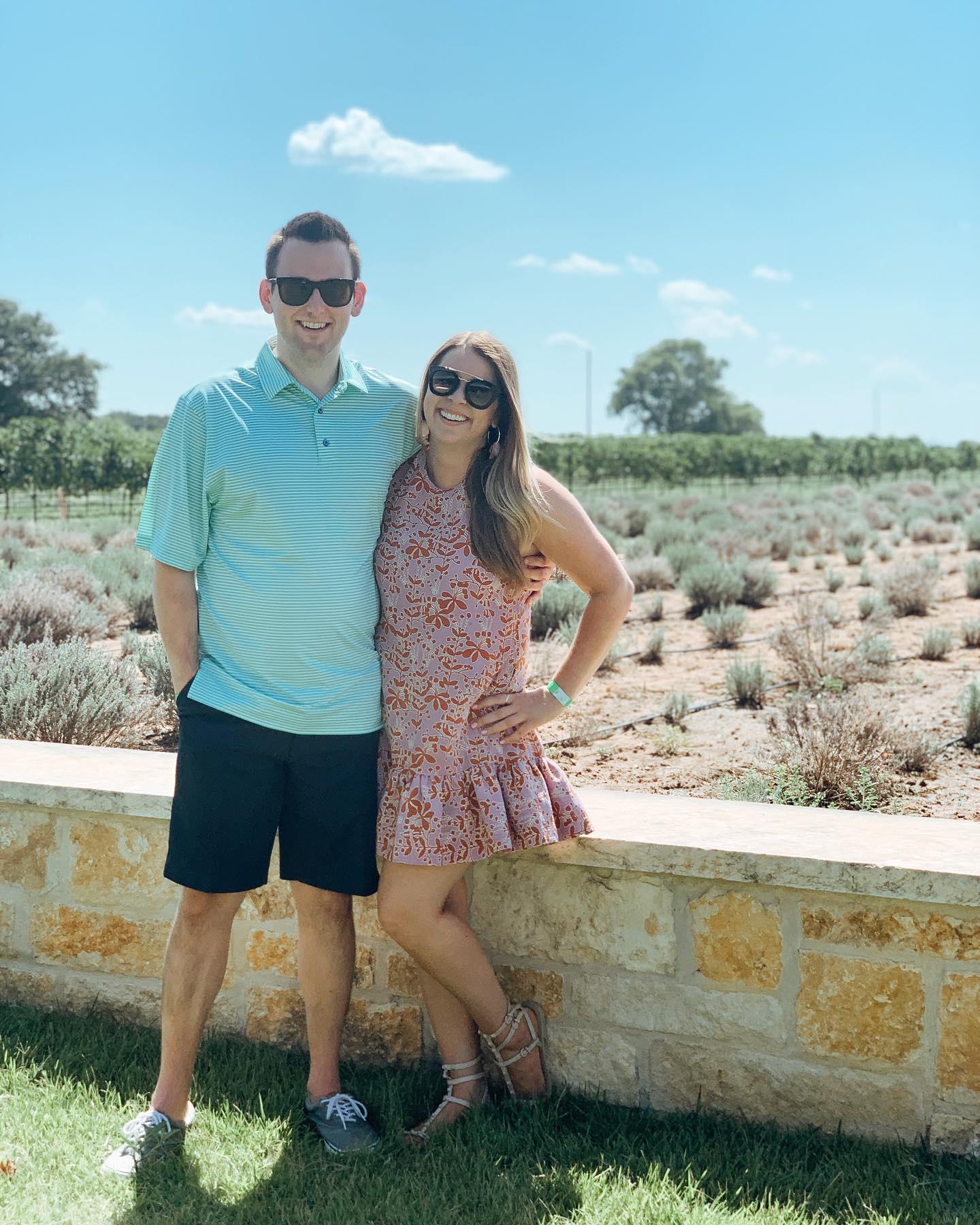 Kristen's 20th Birthday in Fredericksburg, TX
