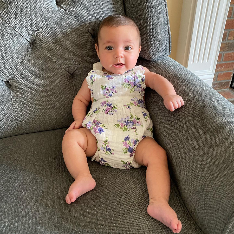 Our precious Elena Claire