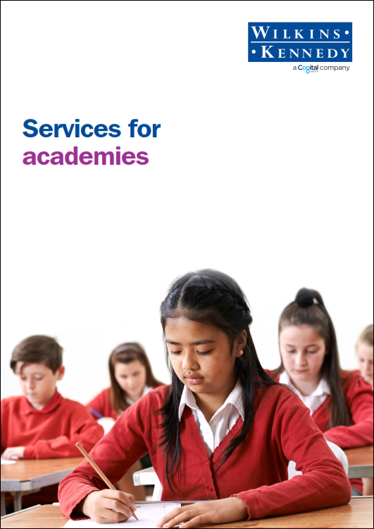 Services for Academies Brochure