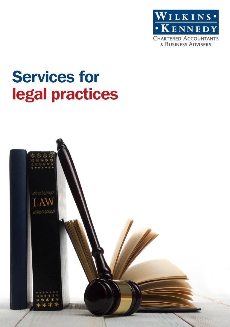 Solicitors - sector brochure
