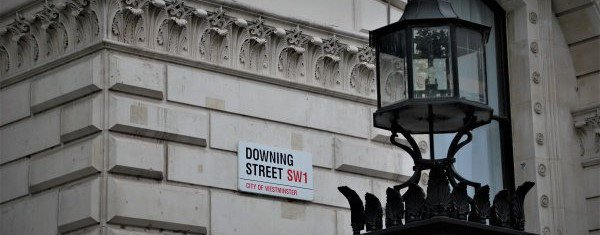 downing street third sector image
